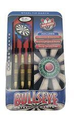 Dart World Bullseye Steel Tip 22g Darts.