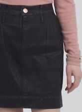 New Color Black Jeans Style Skirt For Women Outfit Fashionable Party Ernest Sewn