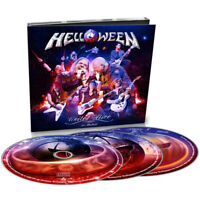 HELLOWEEN United Alive in Madrid DIGIPAK 3 CD SET (Russian Official Edition)