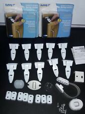 Safety 1St Baby Proofing Hardware /Plug Protectors/ Cabinet And Drawer Latches