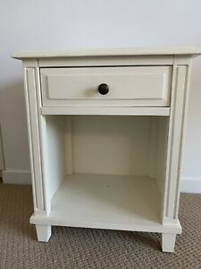 bedside tables x 2 used