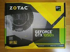 ZOTAC GeForce GTX 1050 Ti Mini 4G GDDR5 In-Box DirectX-12