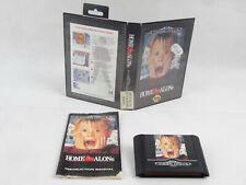 Solo en casa Sega Mega Drive PAL COMPLETA