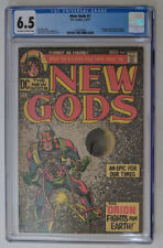 NEW GODS #1 CGC 6.5 OWWP,  Jack Kirby, Darkseid! 1971
