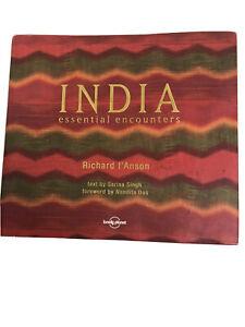 India Essential Encounters Richard l'Anson
