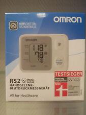 Omron Omron RS2 Handgelenkblutdruckmessgerät 01476182 neu&ovp Testsieger