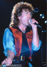 ROBERT PLANT[LED ZEPPELIN]PHOTO 1984 UNIQUE IMAGE UNRELEASED HUGE 12INCH COLOUR