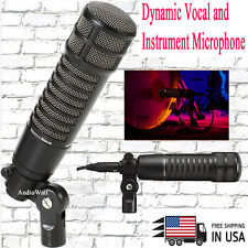 Electro-Voice Re320 Cardioid Dynamic Vocal and Instrument Microphone - Uc