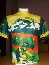 2002 PEDAL THE PEAKS CYCLING CHALLENGE VOLER CYCLING JERSEY XXL