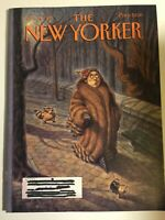 1994 JANUARY 24 THE NEW YORKER MAGAZINE - TAILED BY PETER DE S'EVE FREE SHIP