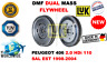 FOR PEUGEOT 406 2.0 HDi 110 SAL EST 1998-2004 NEW DMF DUAL MASS FLYWHEEL