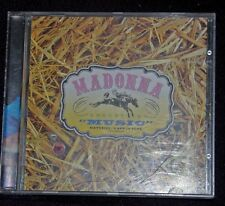 MADONNA. MUSIC cd