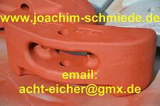 GÜLDNER FRONTGEWICHT ZUGMAULGEWICHT NEU 40KG G 25 G 30 G 35 G40 G45 G50 G60 G75