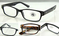 Superb Quality Stylish Reading Glasses or UV400 Sun Readers/Spring Hinges Design