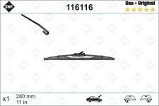 SWF Wischblatt Scheibenwischer DAS ORIGINAL SINGLE 116116 für VW RENAULT FIAT 80
