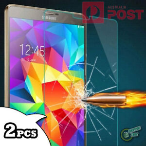 2 X Tempered Glass Screen Protector for Samsung Galaxy Tab S2 8.0 SM-T710 T715C