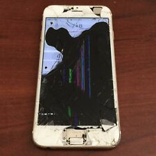 Apple iPhone 6 (A1549, Sprint) 16GB - Clean ESN - Cracked - Locked - FREE SHIP!