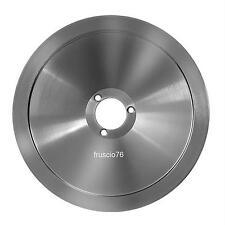 LAMA ACCIAIO AFFETTATRICE STANDARD mm 220 22 cm RICAMBI