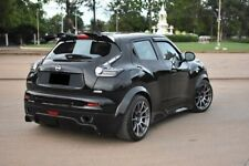 for nissan juke  rear  spoiler double  wing  painted