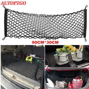 Car Trunk Nets Cargo Luggage Storage Organizer Mesh Net Hooks For Honda Jeep Kia