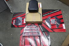NOS Honda Backrest and Rear Rack VT1100 Sabre 2000-2007