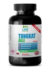 Super Hard Male Pills - Tongkat Ali 200:1 400mg - Eurycoma Longifolia 1B
