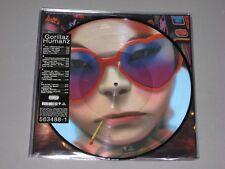 GORILLAZ Humanz Black Friday / RSD 2017 2 LP Picture Disc gatefold New Vinyl