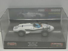 Cartrix 0038  Slot Car Maserati 250F 1960 USA G.P.Fahrer Bob Drake No.20 M. 1:32