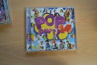 VARIOUIS ARTISTS    POP PARTY 14       DOUBLE   CD