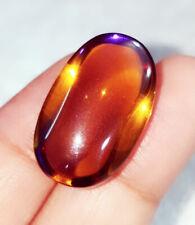 26.00 Ct Loose Gemstone Lab-Created Golden&Black Opal Translucent Australia eBay