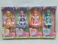 NEW Bandai Star Twinkle Pretty Cure Pretty Cure Style Figure 4set from Japan F/S