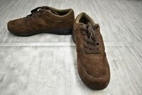 **Propet Washable Walker W3840 Walking Shoes, Women's Size 8 4A(S), Brown NEW
