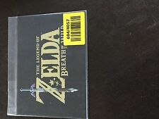 Zelda breath of the wild limited edition art cards - RARE!