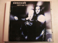 SLEEPWALK RAPID EYE MOVEMENT IMPORT CD LEATHER STRIP SUICIDE COMMANDO PROJECT-X