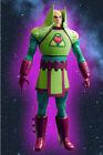 DC: Crisis on Infinite Earths: LEX LUTHOR figure - RARE (superman/batman)