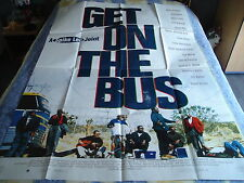 AFFICHE   SPIKE LEE / BELZER / GET ON THE BUS