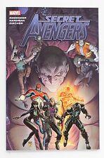 Secret Avengers Vol. 1 New Marvel Graphic Novel Comic Book