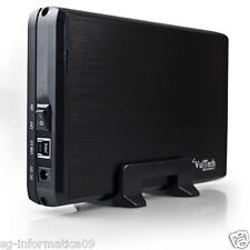 "BOX PER HARD DISK SATA 3,5"" HDD FINO A 2 TB USB 3.0 ESTERNO CASE VULTECH GS-35U3"