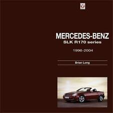 Mercedes-Benz SLK: R170 series 1996-2004, Long, Brian