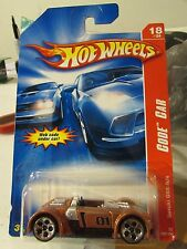 Hot Wheels Suzuki GSX-R/4 Code Car Copper