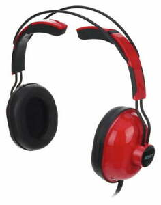 Superlux HD651 Circumaural Closed-Back Headphones * BRAND NEW SEALED * RED