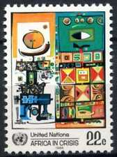 United Nations NY 1986 SG#477 Africa In Crisis MNH #E3471