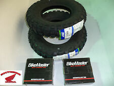 Genuine Honda Mini Trail Tires and Tubes (IRC Trial Top Quality DOT) Z50A Z50R