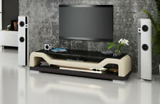Rtv TV Sideboard Leather Glass Table Television Wardrobe Designer New TS1004