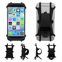 Support/housse smartphone de vélo universel noir Apple iPhone 4,5,6,7,8,X, XR