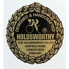 HOLDSWORTHY small rosette decal for bottom of seat tube.