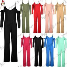 Viscose Long Sleeve Jumpsuits & Playsuits for Women