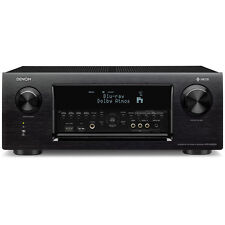 Denon AVR X6300H *11.2 AV-Receiver *schwarz X 6300 H * X6300 NEU* HDCP 2.2 *HEOS