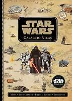Star Wars: Galactic Atlas, Lucasfilm, New
