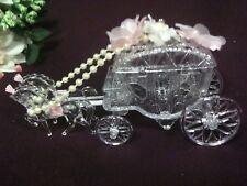 Cinderella Horse & Carriage Fairy Tale Princes Birthday Wedding Cake Topper